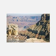 Arizona Grand Canyon Rectangle Magnet