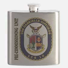 PCU Giffords LCS-10 Flask