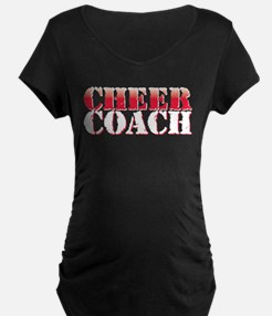 Funny Cheerleading coach T-Shirt