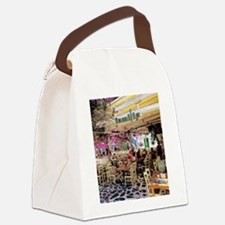 Family Canvas Lunch Bag