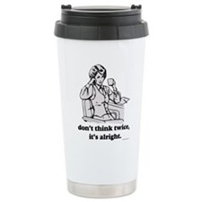 Cool Rock music Travel Mug