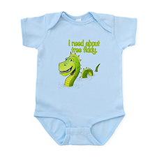 Loch Ness Monster Body Suit