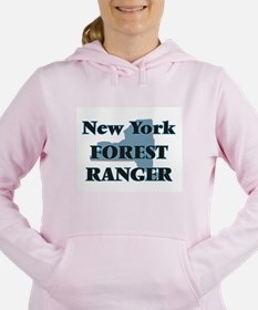 New York Forest Ranger Women's Hooded Sweatshirt