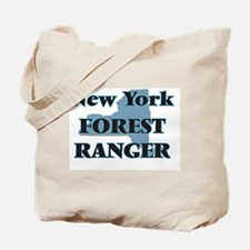 New York Forest Ranger Tote Bag