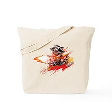 GOTG Rocket Slash Tote Bag