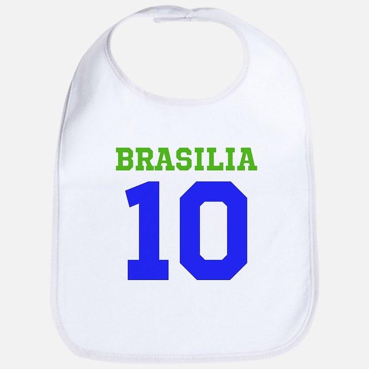 BRASILIA #10 Bib