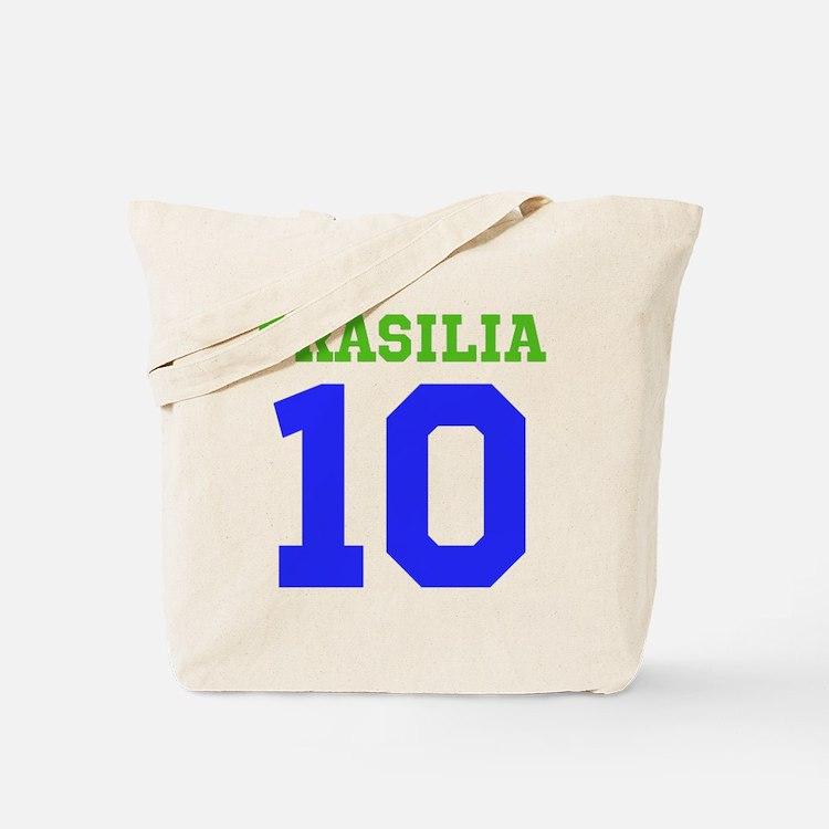 BRASILIA #10 Tote Bag