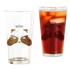 GOTG Rocket Mask Drinking Glass