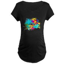 HARLEM BURST Maternity T-Shirt