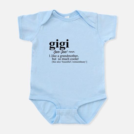 gigi Like a Grandmother But Cooler Body Suit