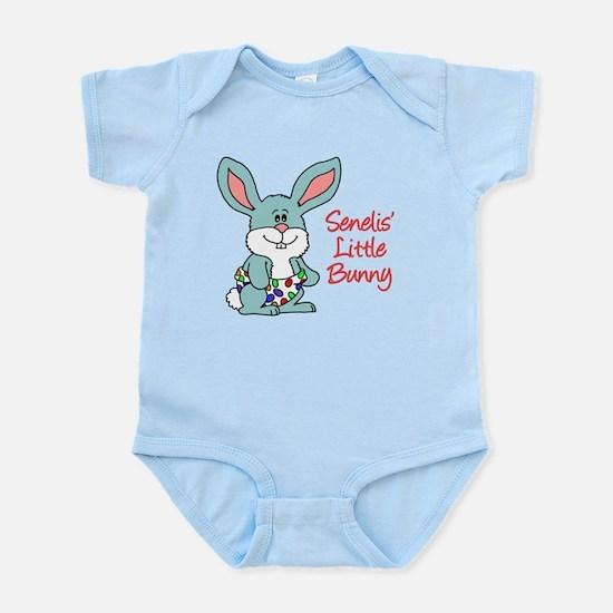 Senelis' Little Bunny Body Suit