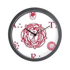 Sacred Seal of the ART Wall Clock