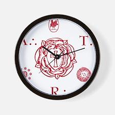 Sacred Seal of the ART Wall Clock