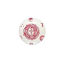 Sacred Seal of the ART Mini Button