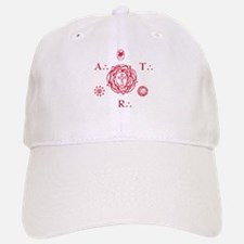 Sacred Seal of the ART Baseball Baseball Cap