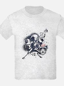 GOTG Rocket Splatter T-Shirt