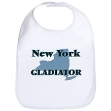 New York Gladiator Bib