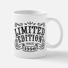 Limited Edition Since 1996 Mug