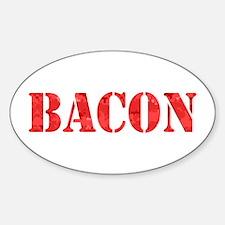 Bacon Camo Decal