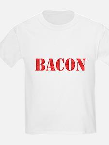 Bacon Camo T-Shirt