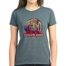 GOTG Star-Lord Head Tee