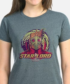 GOTG Star-Lord Head Tee