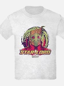 GOTG Star-Lord Head T-Shirt