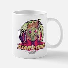 GOTG Star-Lord Head Mug