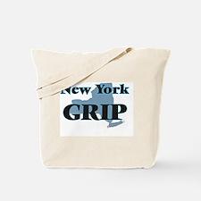 New York Grip Tote Bag