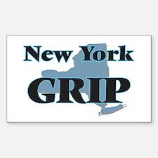 New York Grip Decal