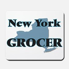 New York Grocer Mousepad
