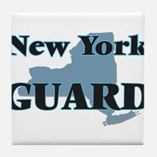 New York Guard Tile Coaster