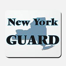 New York Guard Mousepad