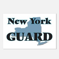New York Guard Postcards (Package of 8)