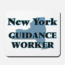 New York Guidance Worker Mousepad
