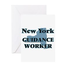 New York Guidance Worker Greeting Cards