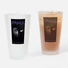 P.A.W.S. Drinking Glass