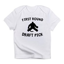 Hockey First Round Draft Pick Infant T-Shirt