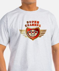 Cute Super grandpa T-Shirt