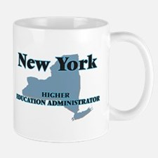 New York Higher Education Administrator Mugs