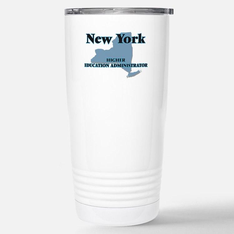 New York Higher Educati Travel Mug