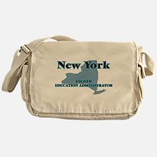 New York Higher Education Administra Messenger Bag