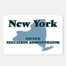 New York Higher Education Postcards (Package of 8)