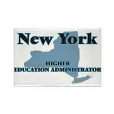 New York Higher Education Administrator Magnets