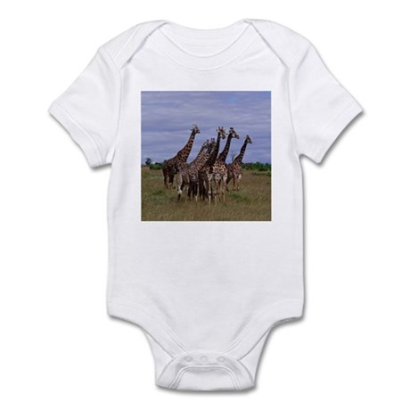 Giraffe Conference Infant Bodysuit