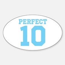 PERFECT 10 Decal