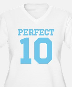 PERFECT 10 Plus Size T-Shirt