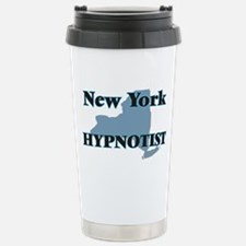 New York Hypnotist Travel Mug