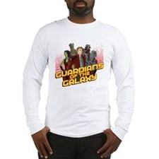 Young GOTG Group Long Sleeve T-Shirt