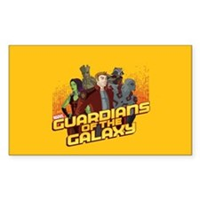 Young GOTG Group Decal
